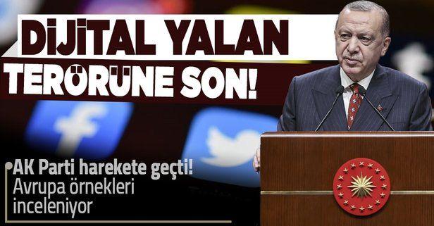 AK Parti sosyal medya platformlarındaki dezenformasyona karşı harekete geçti!