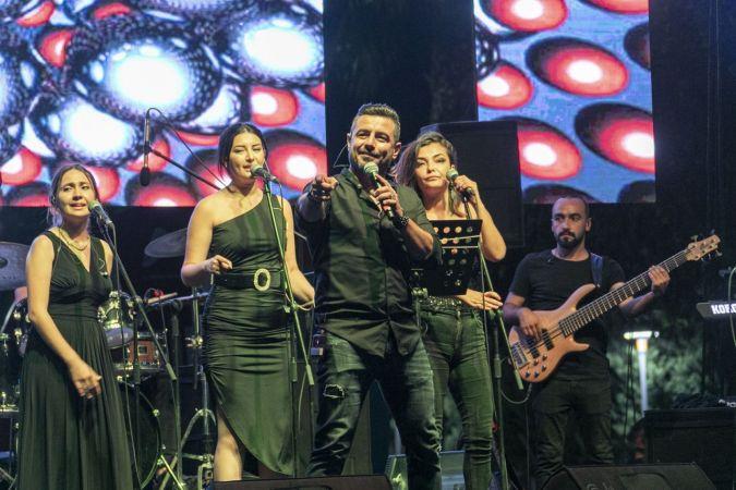 Mersin Büyükşehir Belediyesi, bayram boyunca 35 noktada konser düzenliyor