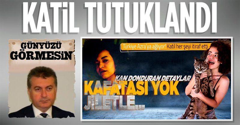 Azra Gülendam Haytaoğlu cinayete kurban gitti! Katil Mustafa Murat Ayhan tutuklandı!
