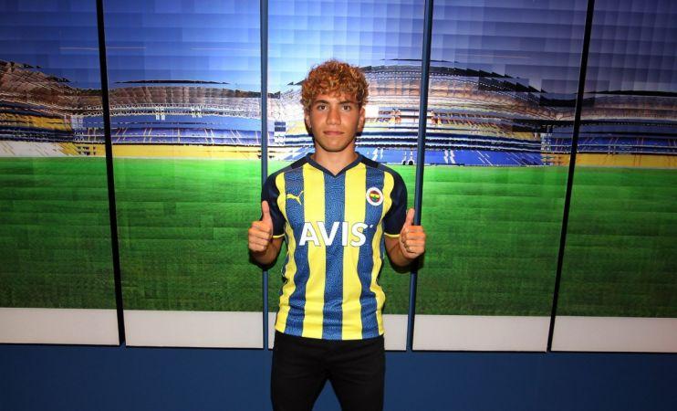 Fenerbahçe, Çağatay Kurukalıp'ı kadrosuna kattı