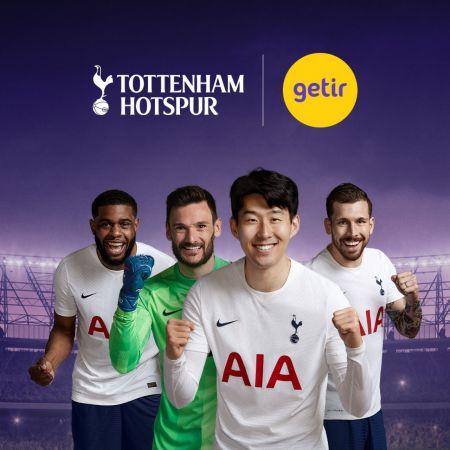 Getir Tottenham Hotspur'un resmi sponsoru oldu