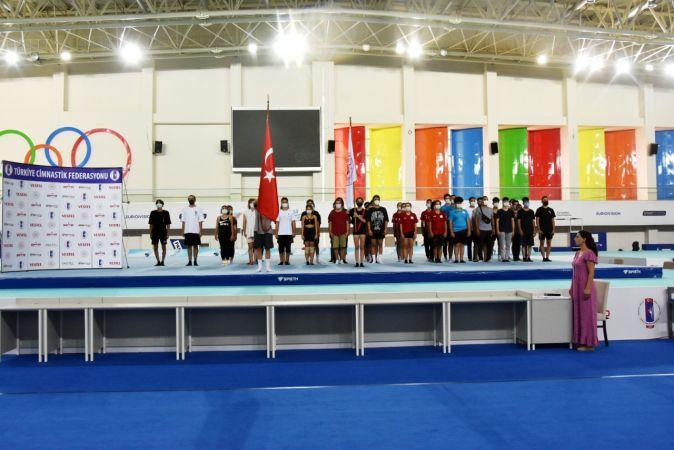 TCF Parkur Türkiye Şampiyonası Mersin'de başladı