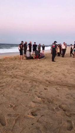 Karaburun'da denize giren 42 yaşındaki adam boğuldu