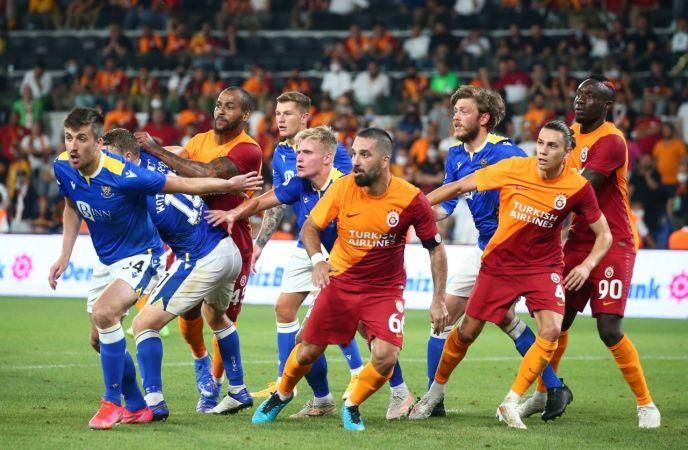 Galatasaray İskoçya'da tur peşinde
