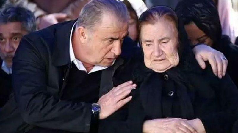 Annesi hastaneye kaldırılan Fatih Terim Adana'ya geldi