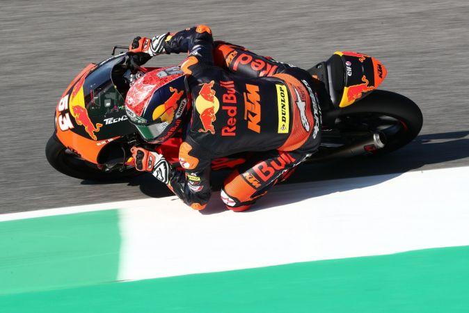 Deniz Öncü, Red Bull Ring'de Moto3 kariyerinin ikinci podyumunu elde etti