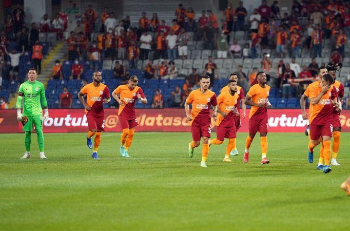 Galatasaray'ın Giresunspor maçı kafilesi belli oldu
