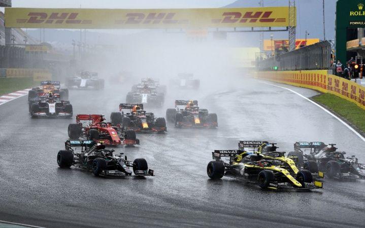 Formula 1 Japonya Grand Prix'i korona virüsten dolayı iptal edildi