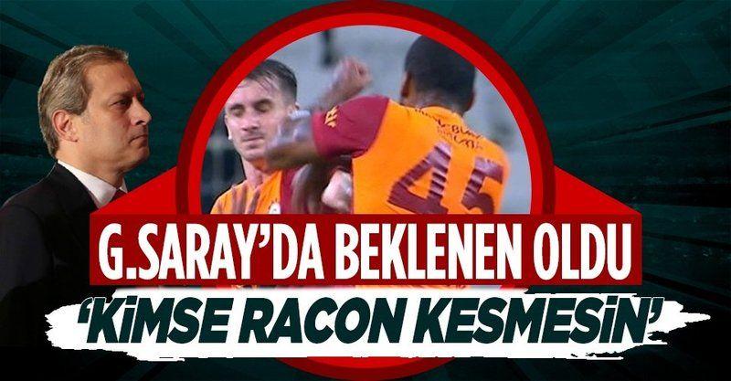 Galatasaray'dan Marcao açıklaması