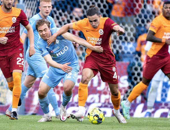 UEFA Avrupa Ligi: Randers: 1 - Galatasaray: 1