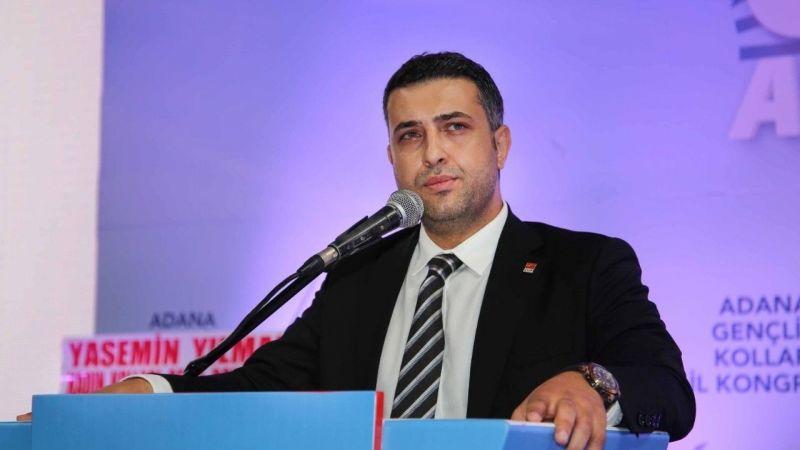 """CHP'li Çelebi: """"Adana'daki önceliğimiz """"genç işsizlik"""""""