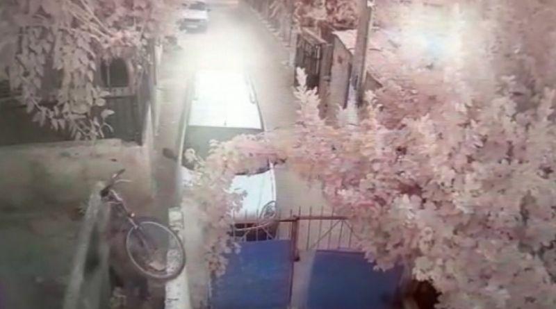 Çaldığı bisikleti geri getirdi