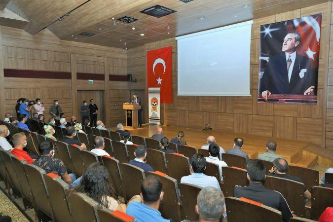 Futbol camiası, Mehmet Hayri Özkeçeci'yi andı