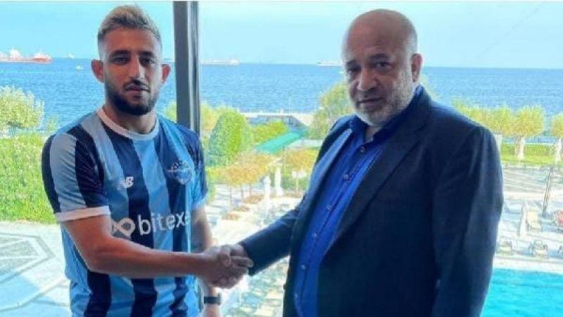 Adana Demirspor, Vargas'ı bir yıllığına kiraladı