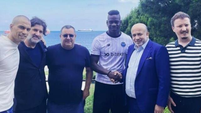 Adana Demir Başkanı'ndan Balotelli'ye ince ayar: Böyle yapacaksan geri dönme