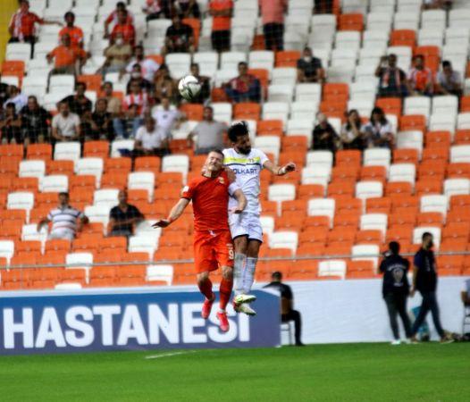 TFF 1. Lig: Adanaspor: 6 - Menemenspor: 2
