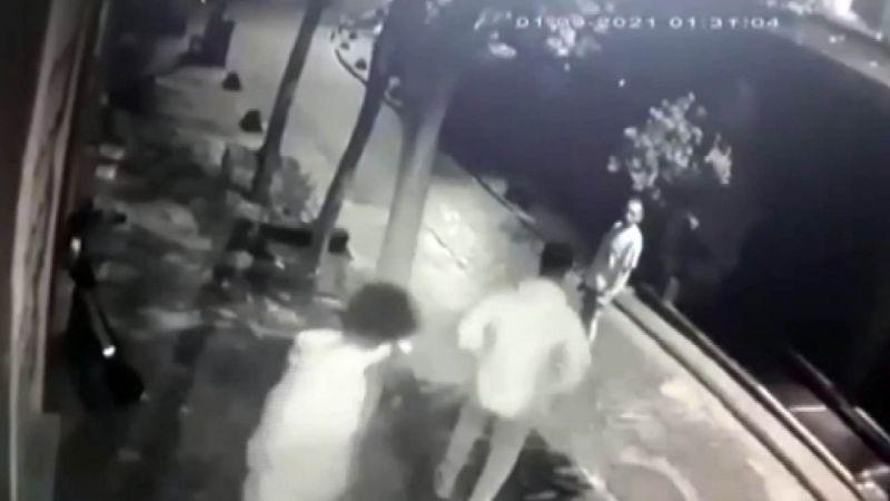 (Özel) Ukraynalı turisti gasp eden 3 şüpheli yakalandı