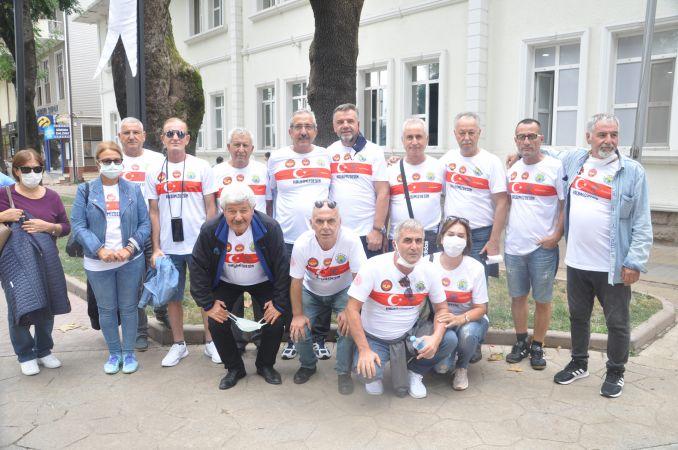 11.Hentbol Duayenler Turnuvası Hendek'te yapıldı