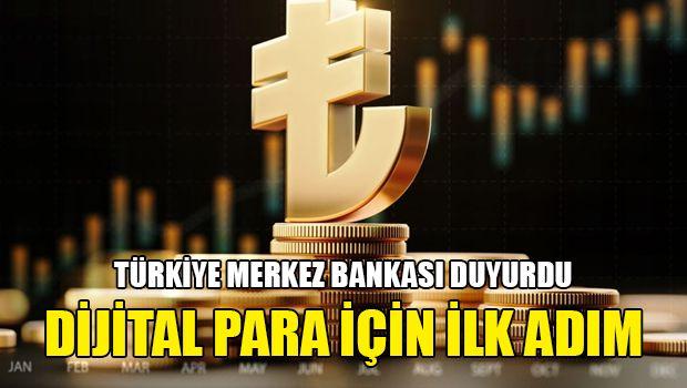 Merkez Bankası duyurdu! Dijital Türk parası geliyor!