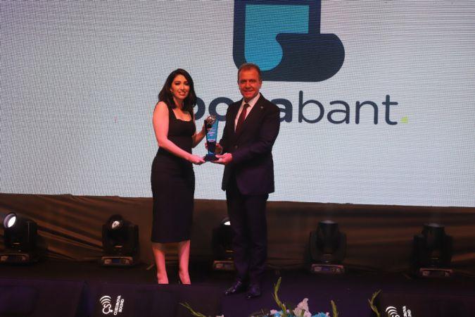 Nida Beyoğlu Arslan'a 'Girişimcilik Ödülü'