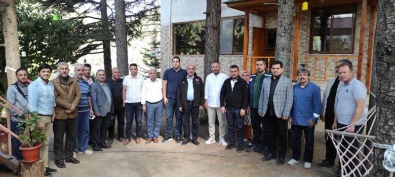 Başkentteki Adanalılar Aladağ'da buluştu