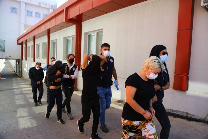 'Dijital sazan sarmalını' Adana polisi çözdü