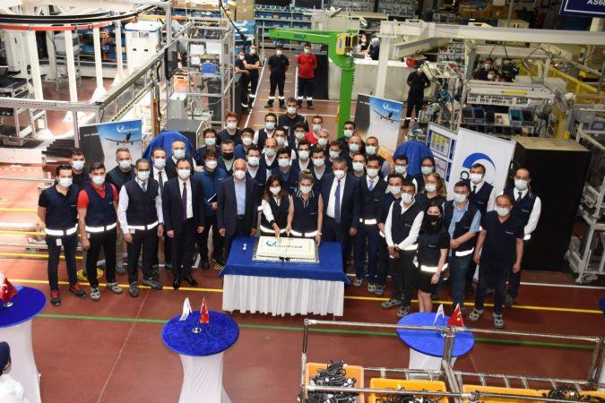 Assan Hanil'den Güney Kore'ye ihracat