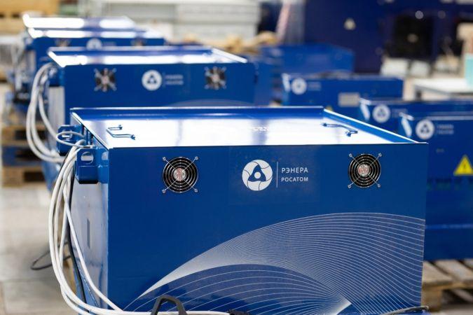 Rosatom, Kaliningrad'da lityum-iyon pil ve enerji depolama sistemleri üretim tesisi inşa edecek