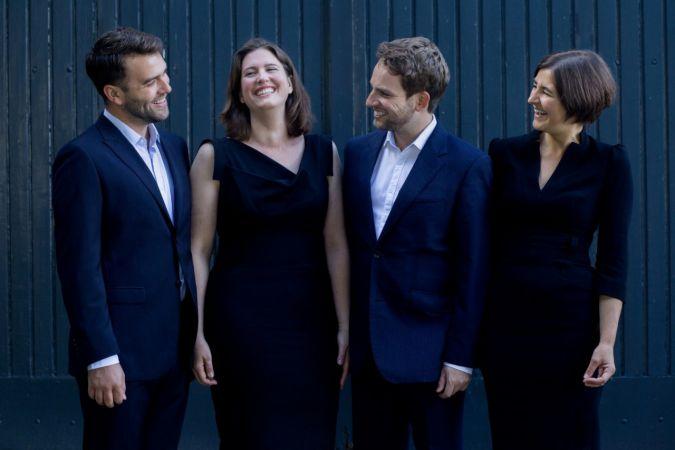 Damask Vocal Quartet, Tarsuslular ile buluşacak