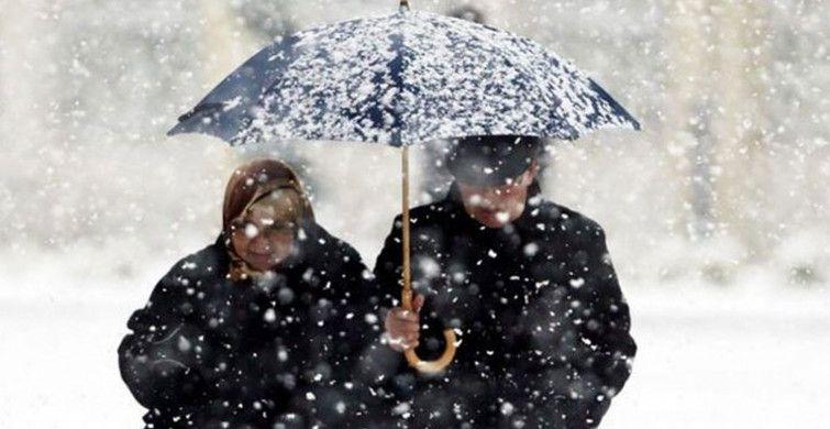 Meteoroloji Genel Müdürlüğü Tarih Vererek Uyardı: Sıcaklıklar 10 Derece Düşecek Kar Geliyor