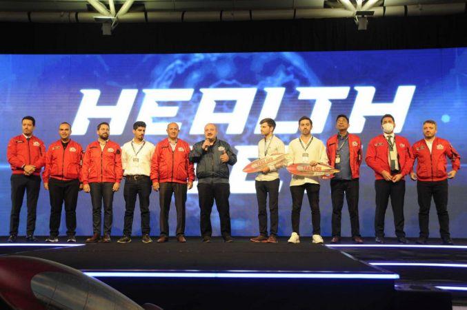 Bakan Varank Take-Off Uluslararası Girişim Zirvesi Ödül Töreni'ne katıldı