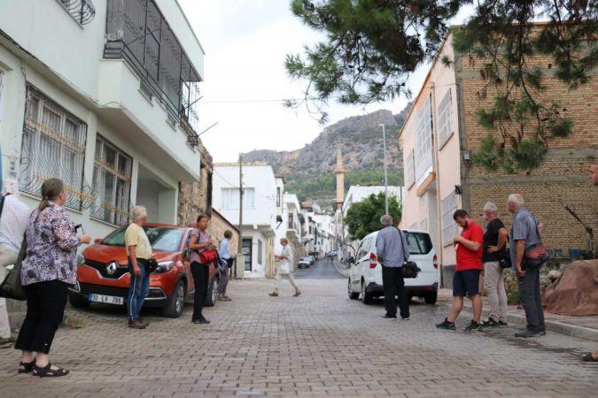 Kozan'a yabancı turist ilgisi