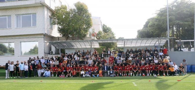 Galatasaray Lisesi öğrencileri Florya'da