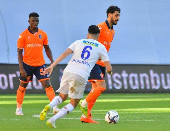 Süper Lig: Medipol Başakşehir: 3 - Çaykur Rizespor: 0 (Maç sonucu)