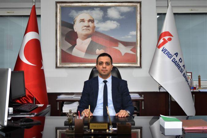 Adana Vergi Dairesi Başkanlığı