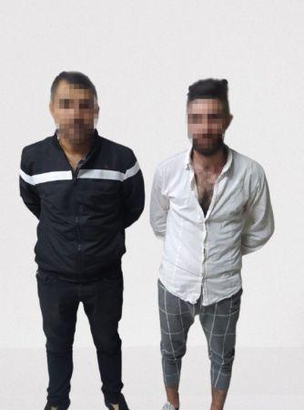 Bayrampaşa'da aynı iş yerine ikinci kez giren hırsızlar yakayı ele verdi
