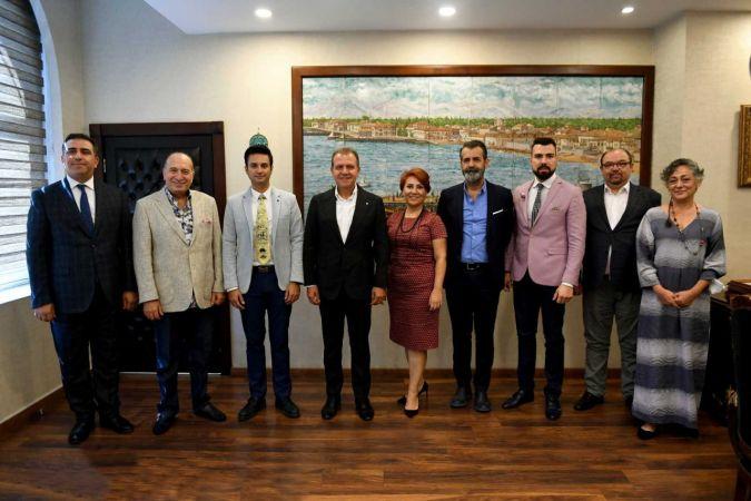 Mersin'de Türk halk ve sanat müziği topluluklarına enstrüman sanatçısı alım sınavı tamamlandı