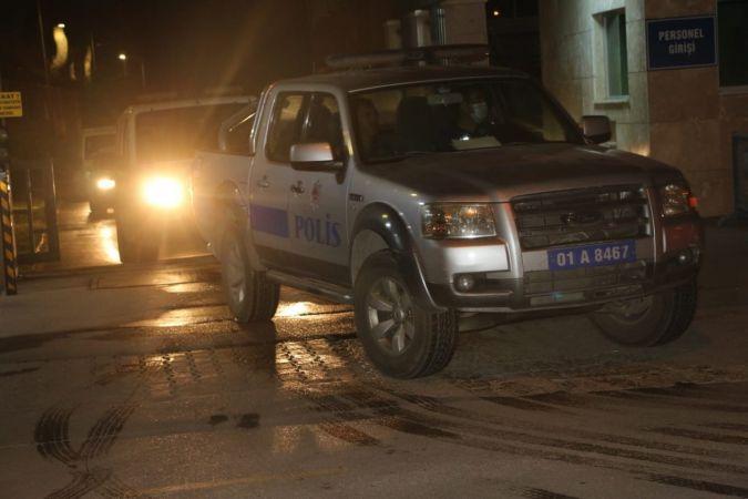 Ceyhan'da uyuşturucu operasyonu: 5 gözaltı