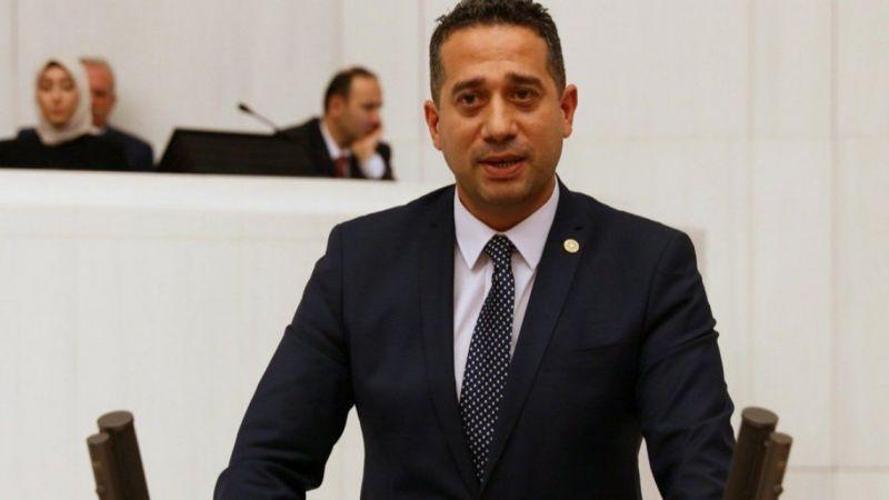"""CHP'li Ali Mahir Başarır: """"Saray ve eşrafının keyfi yerinde, Halk sefillik içinde!"""""""