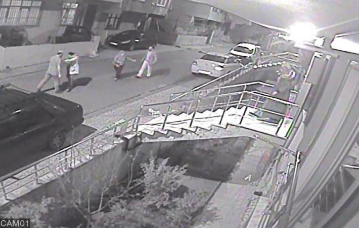 (Özel) Ataşehir'de komşuların 'şalter kapatma' tartışması tornavidalı kavgaya döndü
