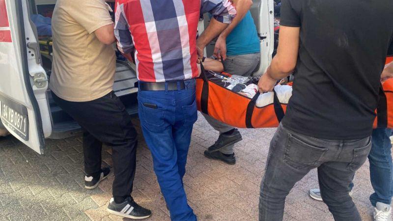 (Özel) İstanbul'da dehşet anları: Genç kız kendisini rahatsız eden adamı vurdu