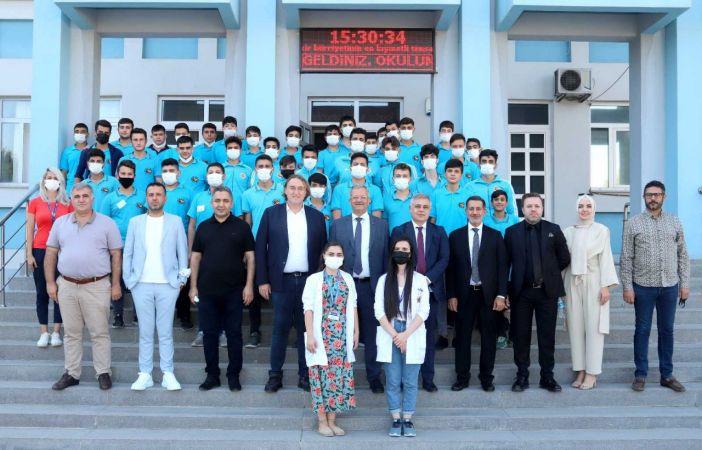 Mersin- Tarsus Organize Sanayi Bölgesi'ne talep artıyor