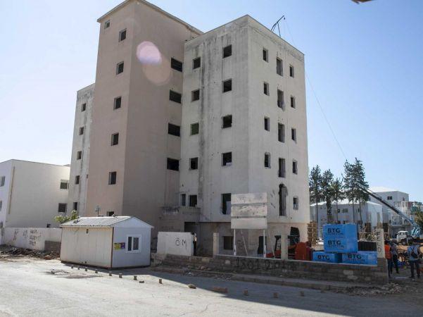 Mersin'de eski üniversitesi hastanesi öğrenciler için misafirhane oluyor