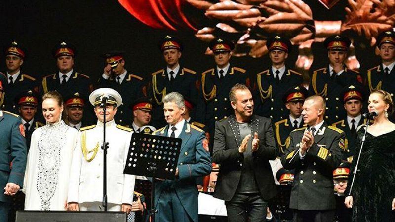 Haluk Levent ve Rus Kızılordu Korosu Adana'da konser verecek