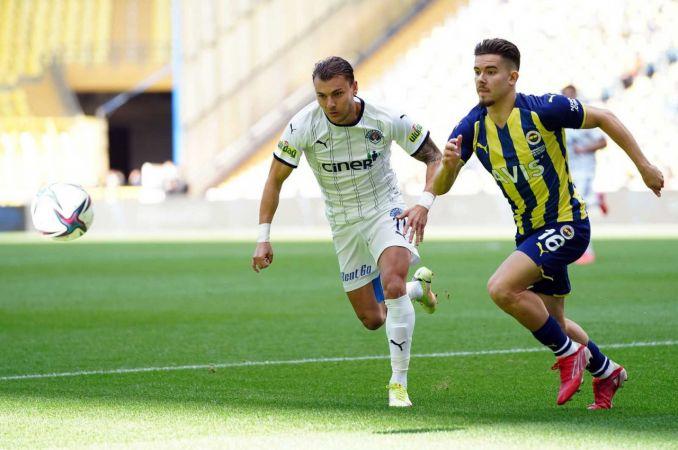 Süper Lig: Fenerbahçe: 0 - Kasımpaşa: 0 (Maç devam ediyor)