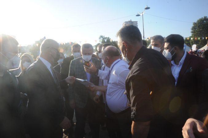Esendemir, Erdoğan'dan yerel Medya'ya destek istedi