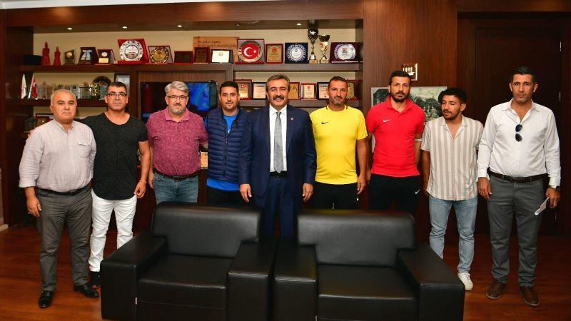 Çukurova'da Cumhuriyet Turnuvası