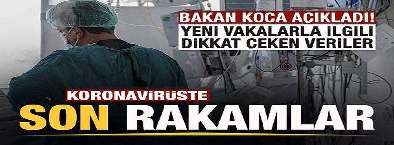 Türkiye'de 27 Ekim günü koronavirüs nedeniyle 210 kişi vefat etti, 26 bin 896 yeni vaka tespit edildi