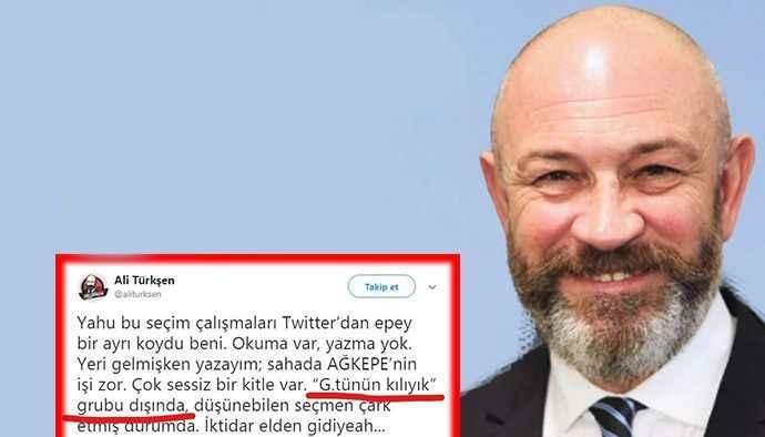 İyi Partili Ali Türkşen seçilemedi