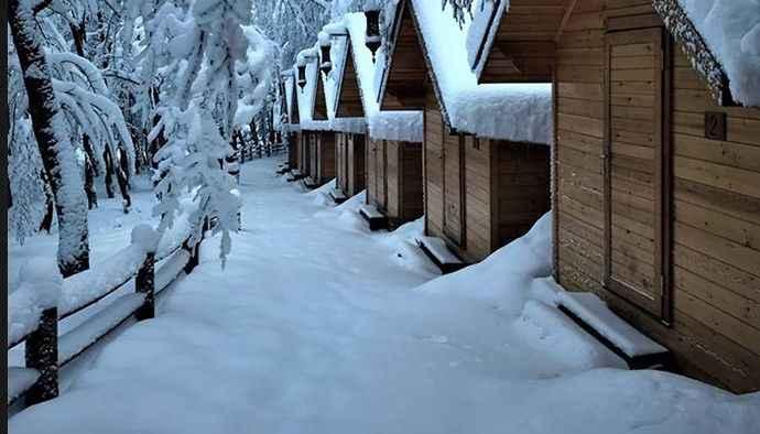 yurtdışı kar manzaraları ile ilgili görsel sonucu
